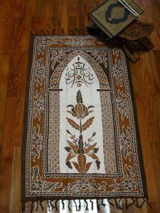 sajadah batik